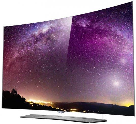 LG 4K OLED TV EG9600 [Bildmaterial: LG]