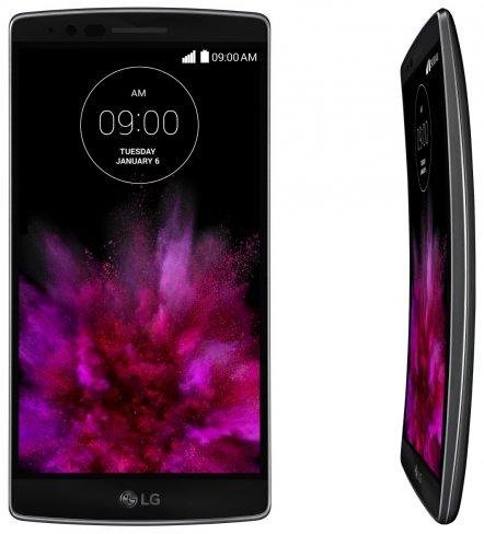 LG G Flex2: Durch den 64-Bit-Chipsatz kann Android 5.0 sein volles Potential entfalten [Bildmaterial: LG]