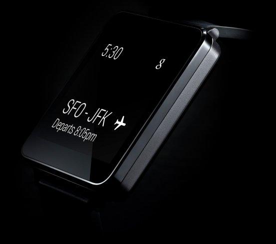 LGs erstes Produkt für Android Wear: Die G Watch [Bildmaterial: LG]