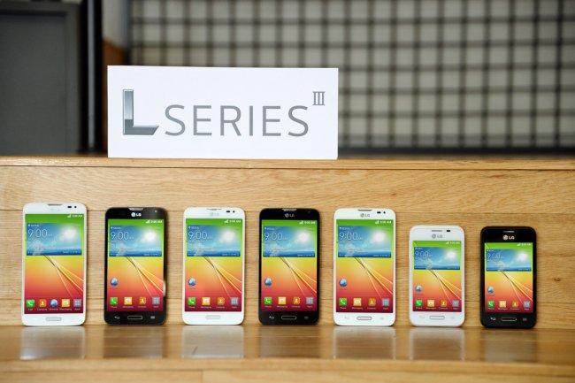 LG L40, L70 & L90: Die mittlerweile dritte Generation der günstigen L-Serie [Bildmaterial: LG]