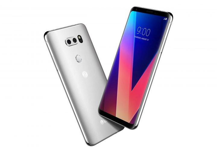 Das LG V30 ist wasser- und staubdicht