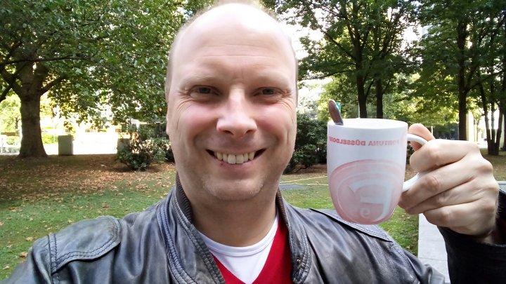 LG X Power: Selfie