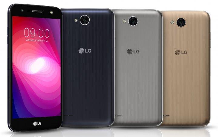 Das LG X power2 hat einen 400 mAh größeren Akku als sein Vorgänger