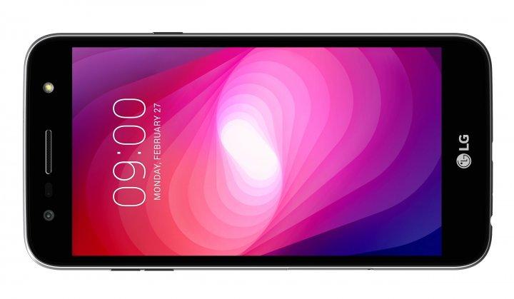 Das Display des LG Xpower 2 misst 5,5 Zoll, bietet aber nur HD-Auflösung