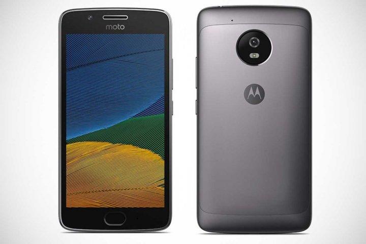 Mit 199 Euro (UVP) ist das Moto G5 das günstigste Smartphone mit reinem Android auf dem Markt
