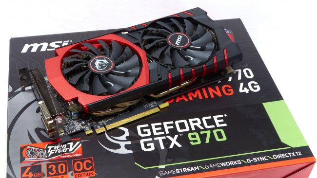 MSI GTX 970 Gaming 4G - Gaming Design