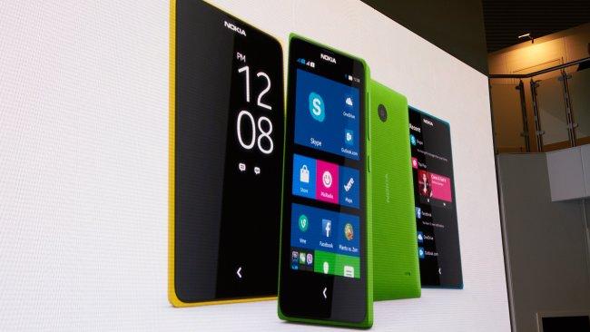 Nokia zeigt auf dem MWC 2014 das neue Nokia X, X+ und XL