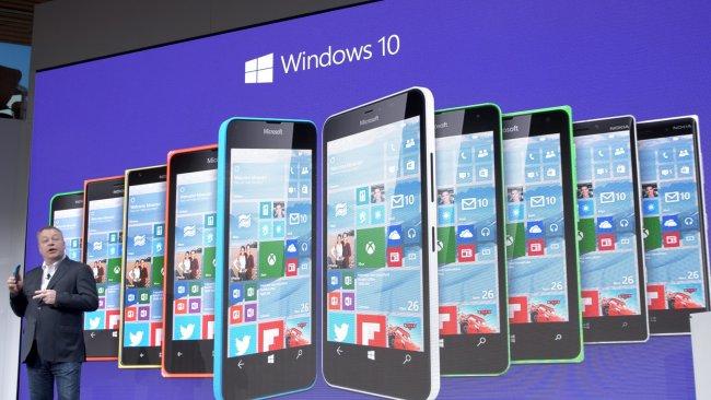 Windows 10 soll für alle Lumia-Smartphones erscheinen, die bereits mit Windows Phone 8.1 versorgt wurden.