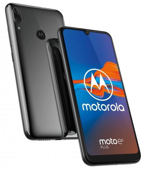 Das Motorola Moto E6 Plus läuft auf fast reinem Android 9