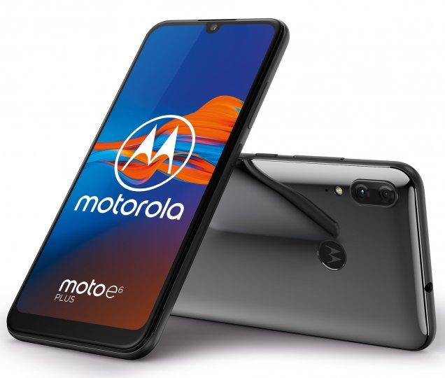 Typisch Motorola ist die ausgezeichnete Sprach- und Empfangsqualität des Motorola Moto E6 Plus