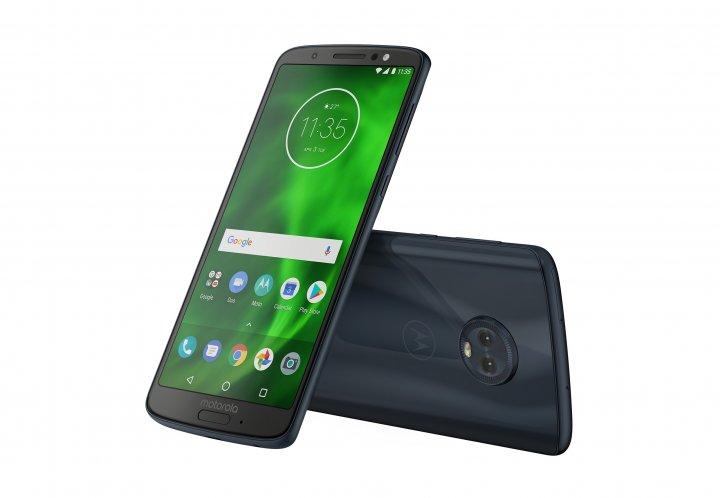 Schon ein halbes Jahr nach dem Motorola Moto G5s kommt das Motorola Moto G6 auf den Markt