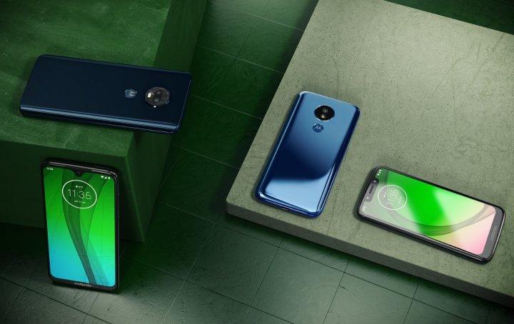 Das Motorola Moto G7 Power gehört zur neuen G-Serie von Motorola, die aus insgesamt vier Modellen besteht