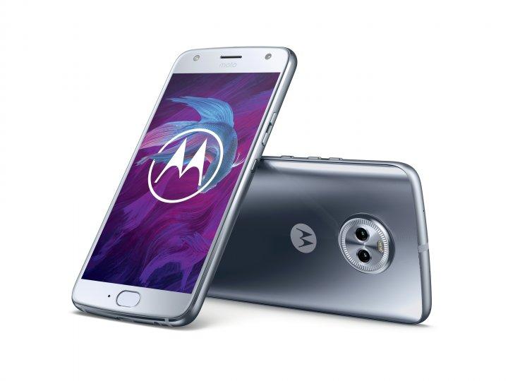 Das Motorola Moto X4 läuft auf reinem Android
