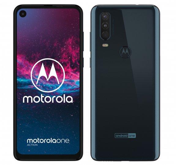 Als eines von wenigen Smartphones, die nicht von Samsung selbst hergestellt werden, hat das Mortorola One Action eine Samsung-CPU an Bord