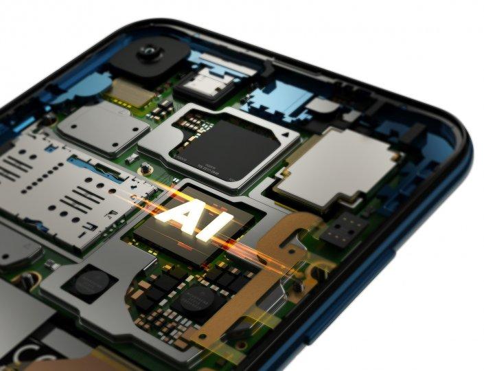 Unter der Haube des Motorola One Vision werkeln ein Samsung-Prozessor und künstliche Intelligenz