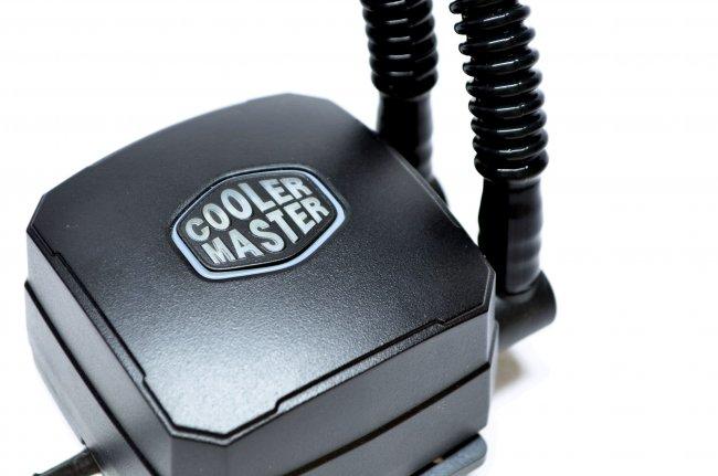Coolermaster Neptun 240M - Der Kühlblock