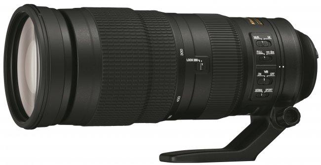Nikon AF-S NIKKOR 200-500 mm f/5.6E ED VR [Bildmaterial: Nikon]