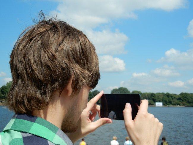 Beispielbild Nikon Coolpix S810c | 9 mm, f/4.3, 1/1000 s, ISO-125