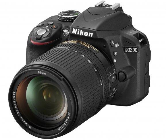 Nikon D3300 (Bildmaterial: Nikon)