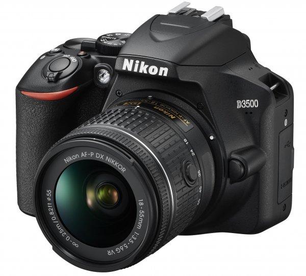 Nikon D3500 [Bildmaterial: Nikon]