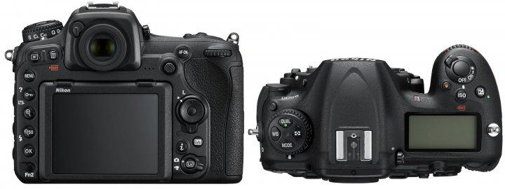 Nikon D500 [Bildmaterial: Nikon]