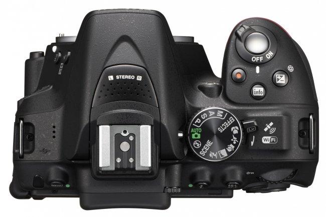 Nikon D5300 (Quelle: Nikon)
