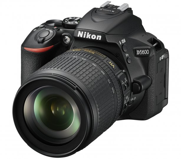 Nikon D5600 [Bildmaterial: Nikon]