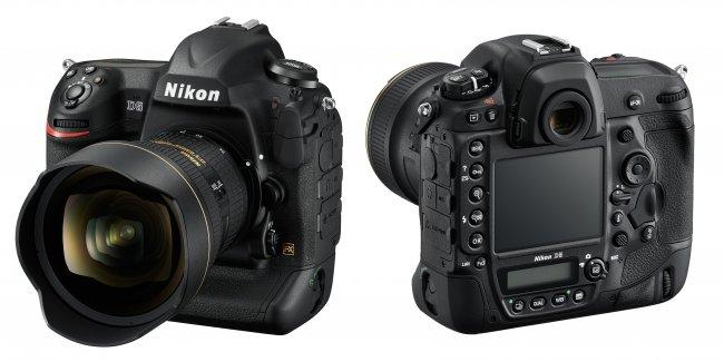 Nikon D5 [Bildmaterial: Nikon]
