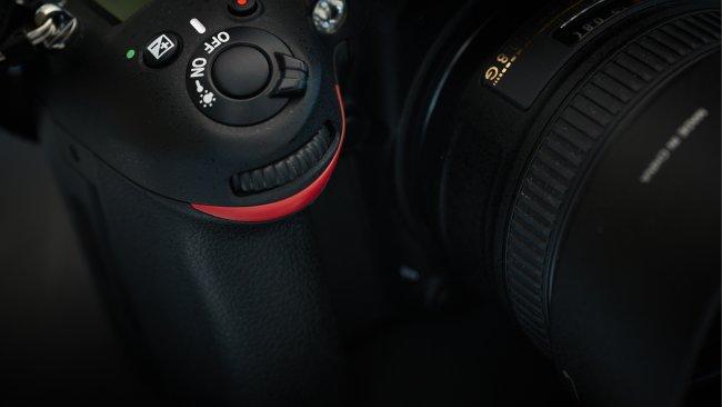 Beispielbild Nikon D600 - Auslöser mit LCD-Hintergrundbeleuchtungs-Funktion