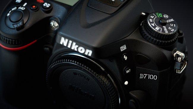 Könnte bald einen großen Bruder bekommen: Nikon D7100