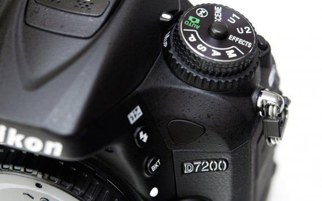 Nikon D7200: Bis auf den Namen hat sich nicht viel getan