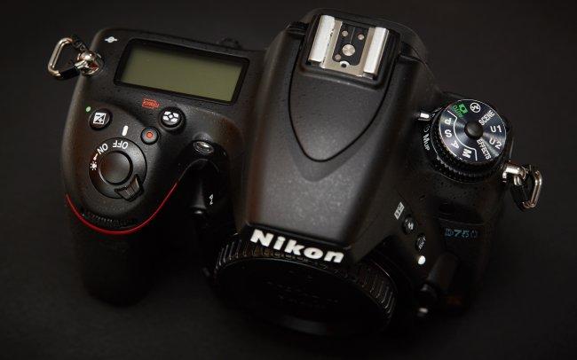 Fällt deutlich schlanker aus als die D810 und D610: Nikon D750