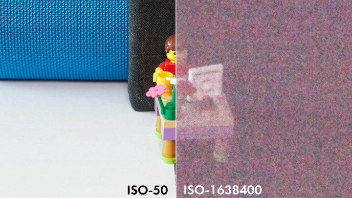 Nikon D7500: ISO-1.638.400 ist eher Spielerei als sinnvoll nutzbar