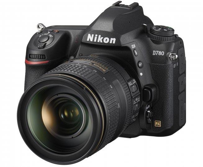 Nikon D780: Das Gehäuse wurde im Detail optimiert [Bildmaterial: Nikon]