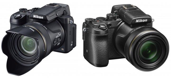 Konkurrenz zur Sony RX-10 II: Nikon DL24-500 f/2.8-5.6 [Bildmaterial: Nikon]