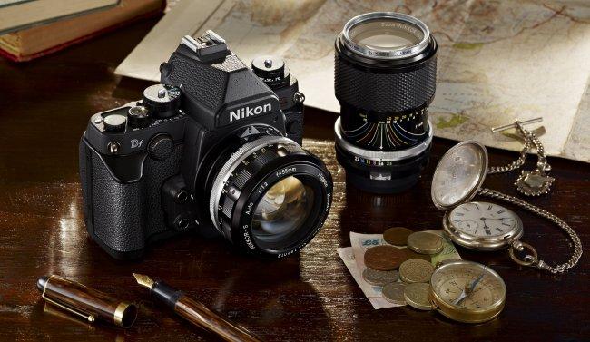 Nikon Df (Quelle: Nikon)