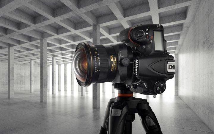 Nikon PC Nikkor 19 mm f/4E ED  [Bildmaterial: Nikon]