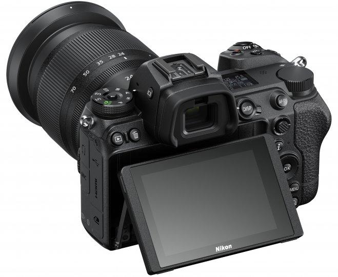 Nikon Z7 II [Bildmaterial: Nikon Deutschland]