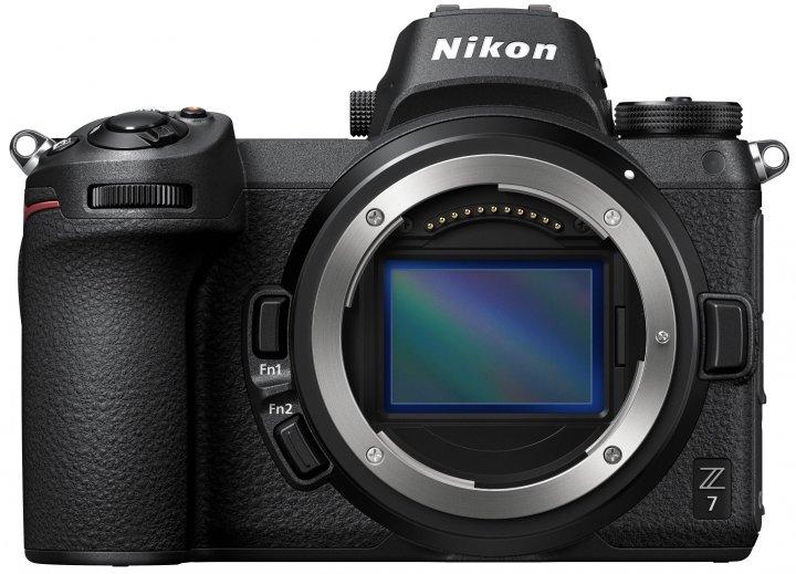 Nikon Z7 [Bildmaterial: Nikon]