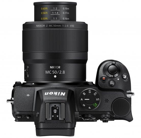 Nikon NIKKOR Z MC 50 mm f/2.8 [Bildmaterial: Nikon]
