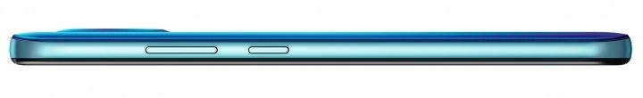 Trotz des 4.000 mAh großen Akku hält sich die Bautiefe des Nokia 3.4 in Grenzen