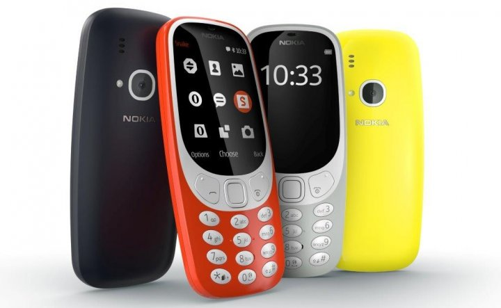 Der Klassiker ist zurück: Das Nokia 3310