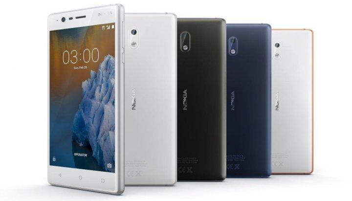Das Nokia 3 ist mit 139 Euro (UVP) das Einsteiger-Gerät unter den Android-Smartphones von Nokia