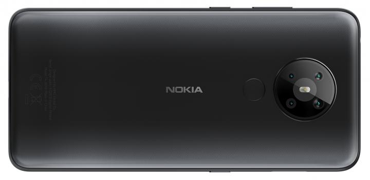 Die Quad-Kamera auf der Rückseite ist einer der Pluspunkte des Nokia 5.3