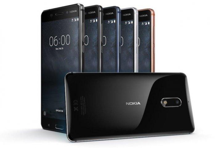 Das Nokia 6 gibt es auch als Arte Black Limited Edition
