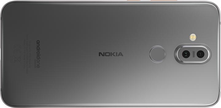 Das Nokia 8.1 steckt in einem Kleid aus Aluminium und Glas, ist aber weder wasser- noch staubgeschützt