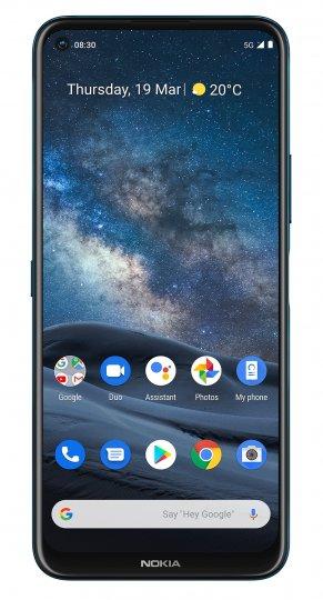Die Update-Garantie für das Android-Betriebssystem ist eines der wichtigsten Kaufargumente für das Nokia 8.3 5G