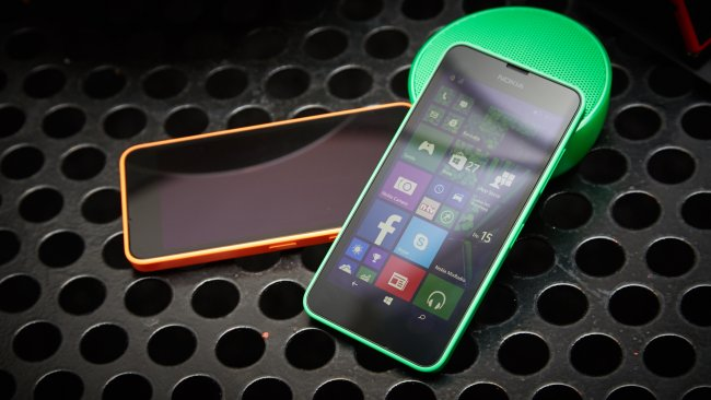Nokia Lumia 630 in der #LumiaWG Berlin