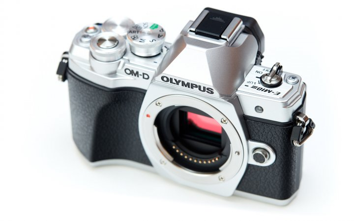 Olympus OM-D E-M10 Mark III: Am Design hat sich wenig geändert