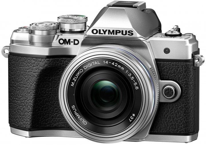 Olympus OM-D E-M10 Mark III [Bildmaterial: Olympus]